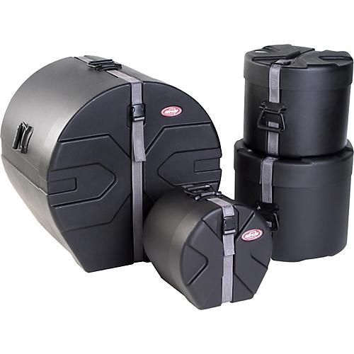 SKB Roto-X 4-Piece Fusion Drum Case Set-thumbnail
