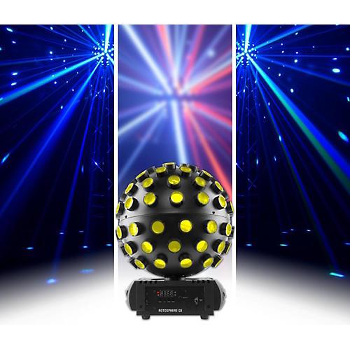 CHAUVET DJ Rotosphere Q3 Disco Effect Light thumbnail