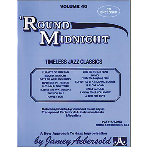 Jamey Aebersold Round Midnight thumbnail