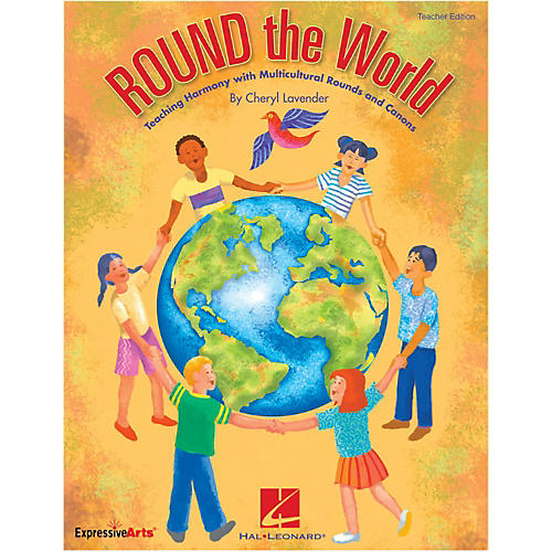 Hal Leonard Round The World Teaching Harmony Multicultural Rounds And Canons Performance/Accompaniment CD thumbnail