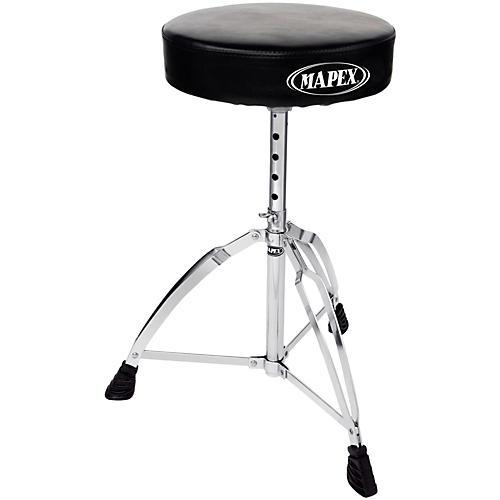 Mapex Round Top Lightweight Drum Throne thumbnail
