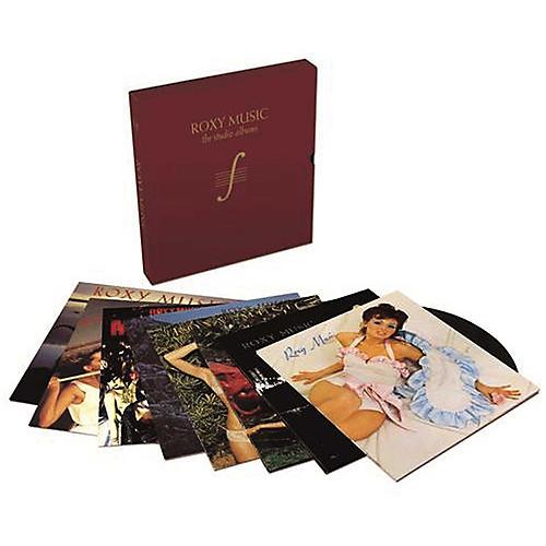 Alliance Roxy Music - Complete Studio Albums thumbnail