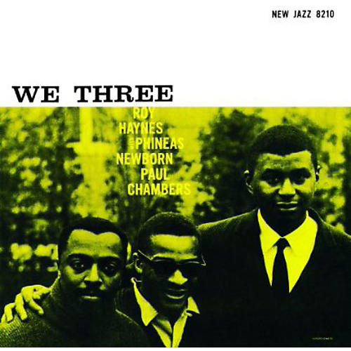 Alliance Roy Haynes - We Three thumbnail