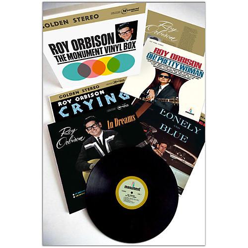 Alliance Roy Orbison - Monument Box Set thumbnail