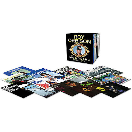 Alliance Roy Orbison - Roy Orbison The MGM Years thumbnail