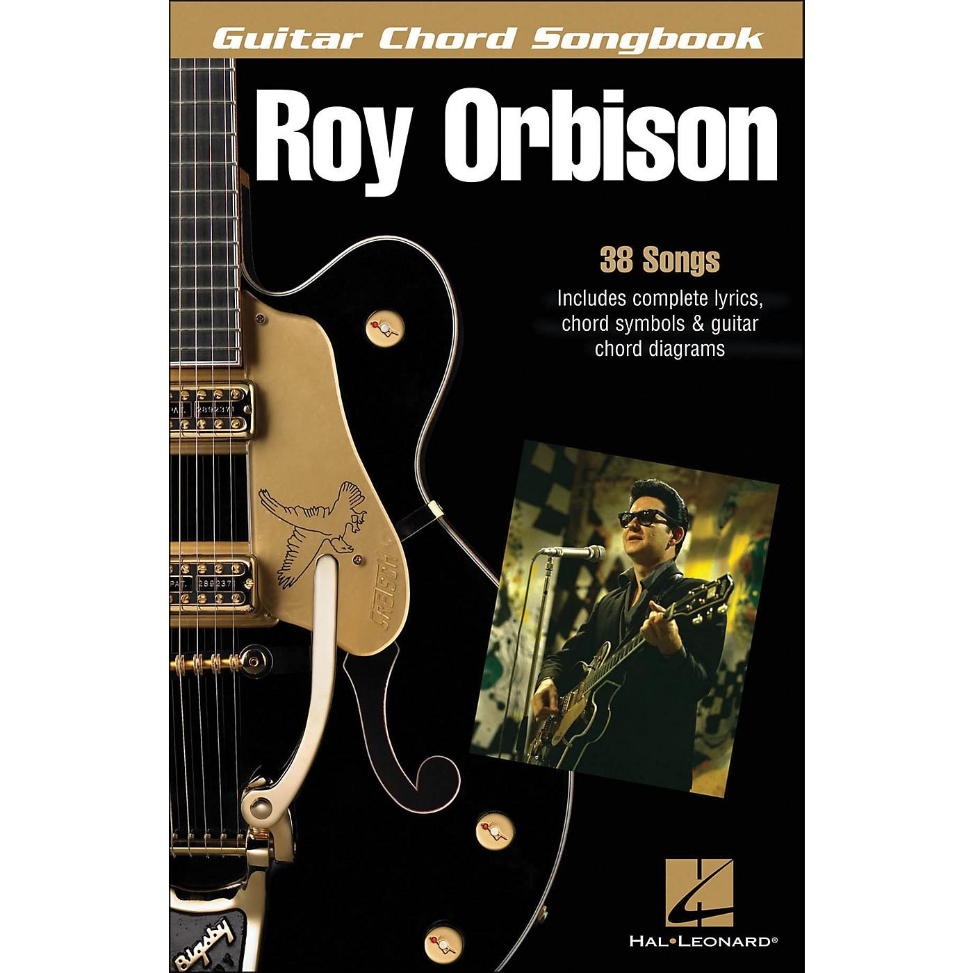 Hal Leonard Roy Orbison Guitar Chord Songbook thumbnail