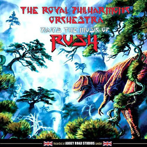 Alliance Royal Philharmonic Orchestra - Plays the Music of Rush thumbnail