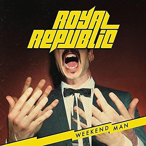 Alliance Royal Republic - Weekend Man thumbnail