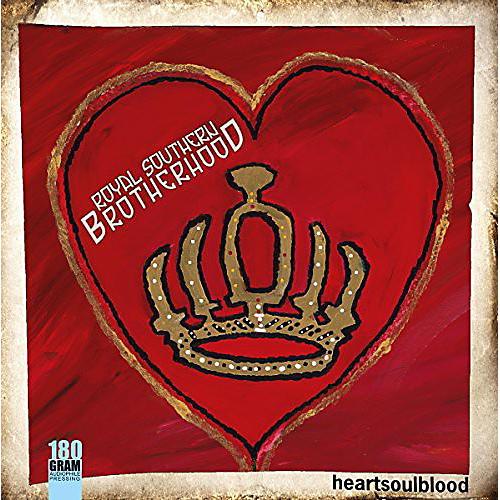 Alliance Royal Southern Brotherhood - Heartsoulblood thumbnail