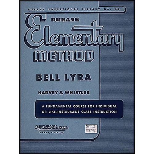 Hal Leonard Rubank Elementary Method - Bell Lyra thumbnail