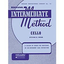Hal Leonard Rubank Intermediate Method - Cello