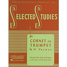 Hal Leonard Rubank Selected Studies for Cornet Or Trumpet