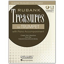 Rubank Publications Rubank Treasures for Trumpet Book/Online Audio