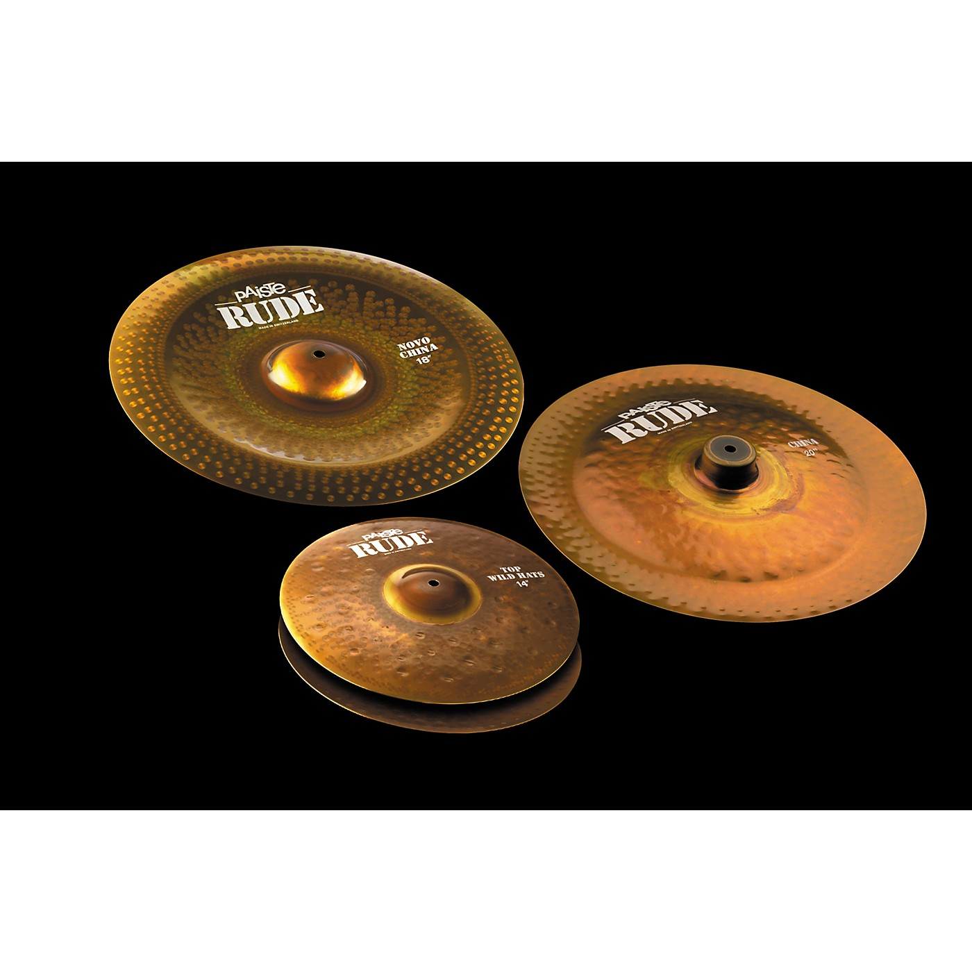Paiste Rude Novo China Cymbal thumbnail
