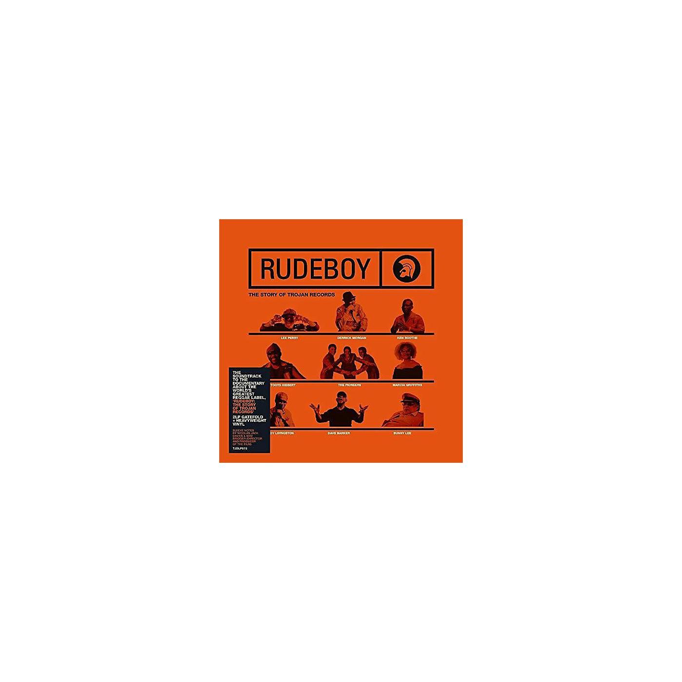 Alliance Rudeboy: Story Of Trojan Records thumbnail