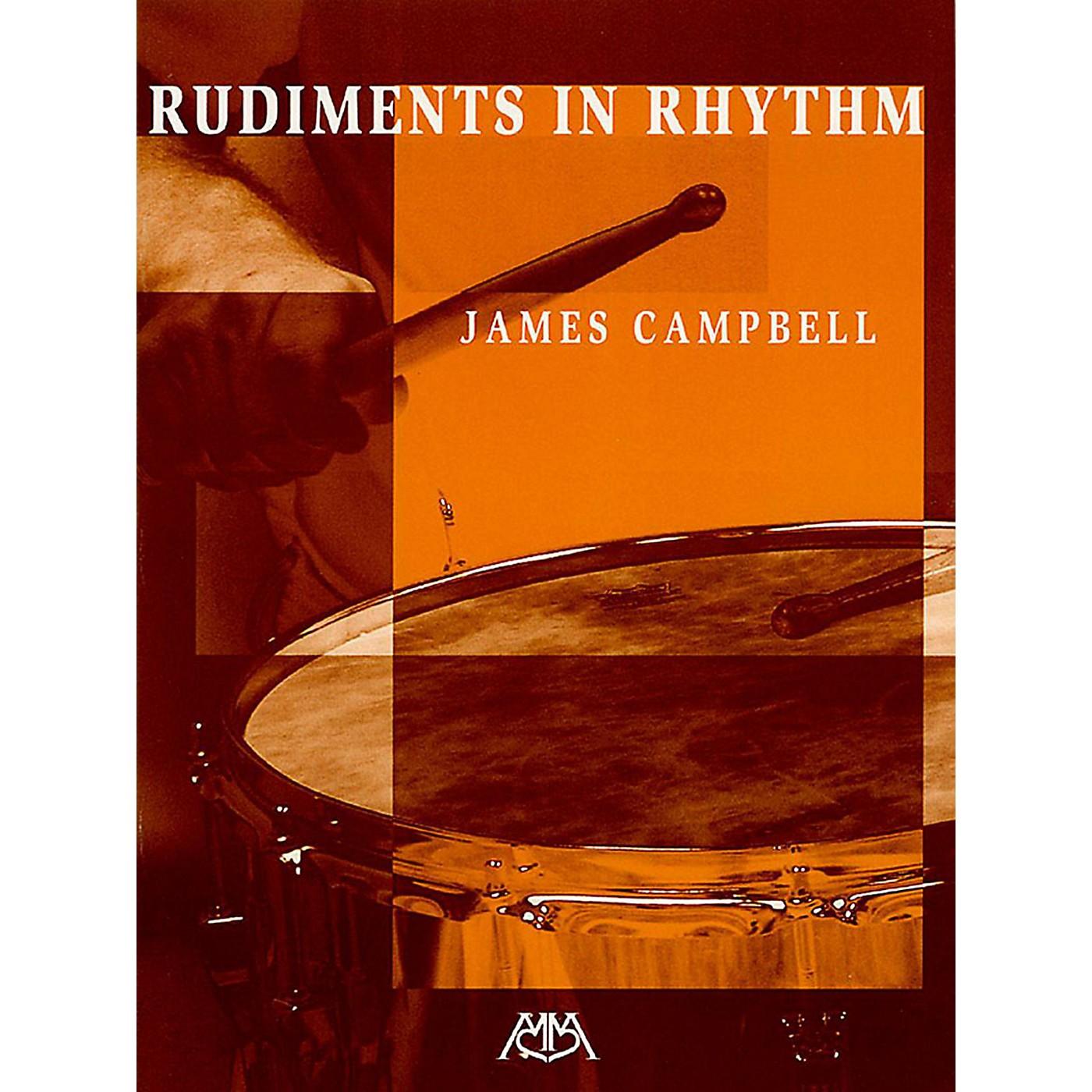 Meredith Music Rudiments In Rhythmv thumbnail