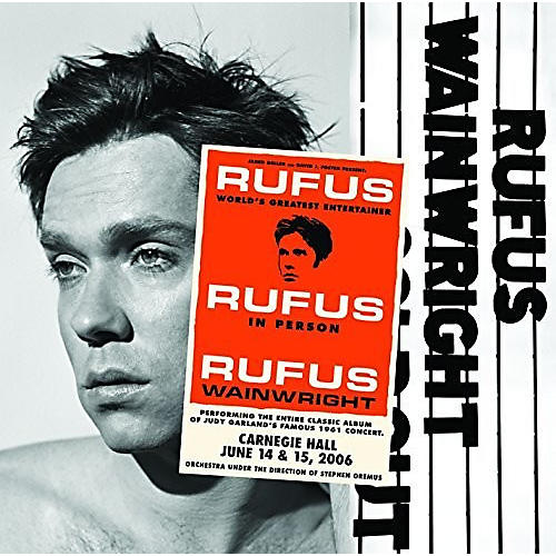 Alliance Rufus Wainwright - Rufus Does Judy At Carnegie Hall thumbnail