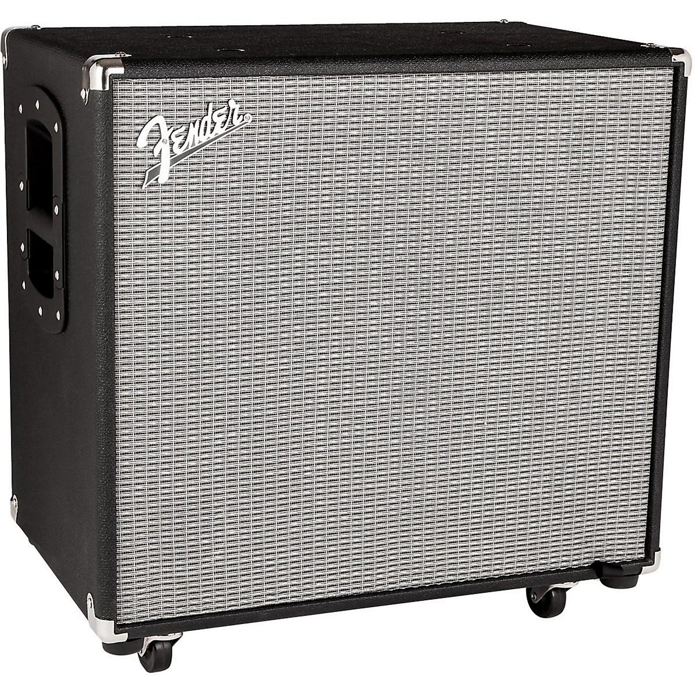 Fender Rumble 115 600W 1x15 Bass Speaker Cabinet thumbnail