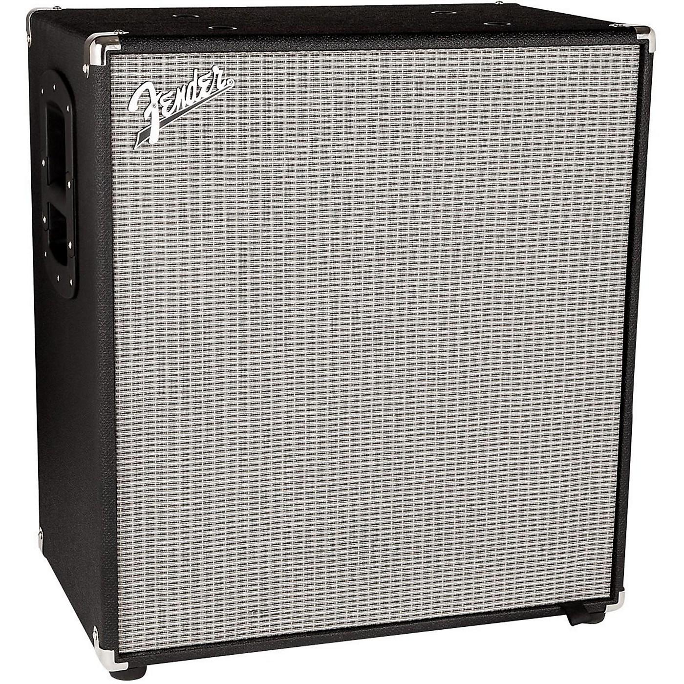 Fender Rumble 410 1000W 4x10 Bass Speaker Cabinet thumbnail