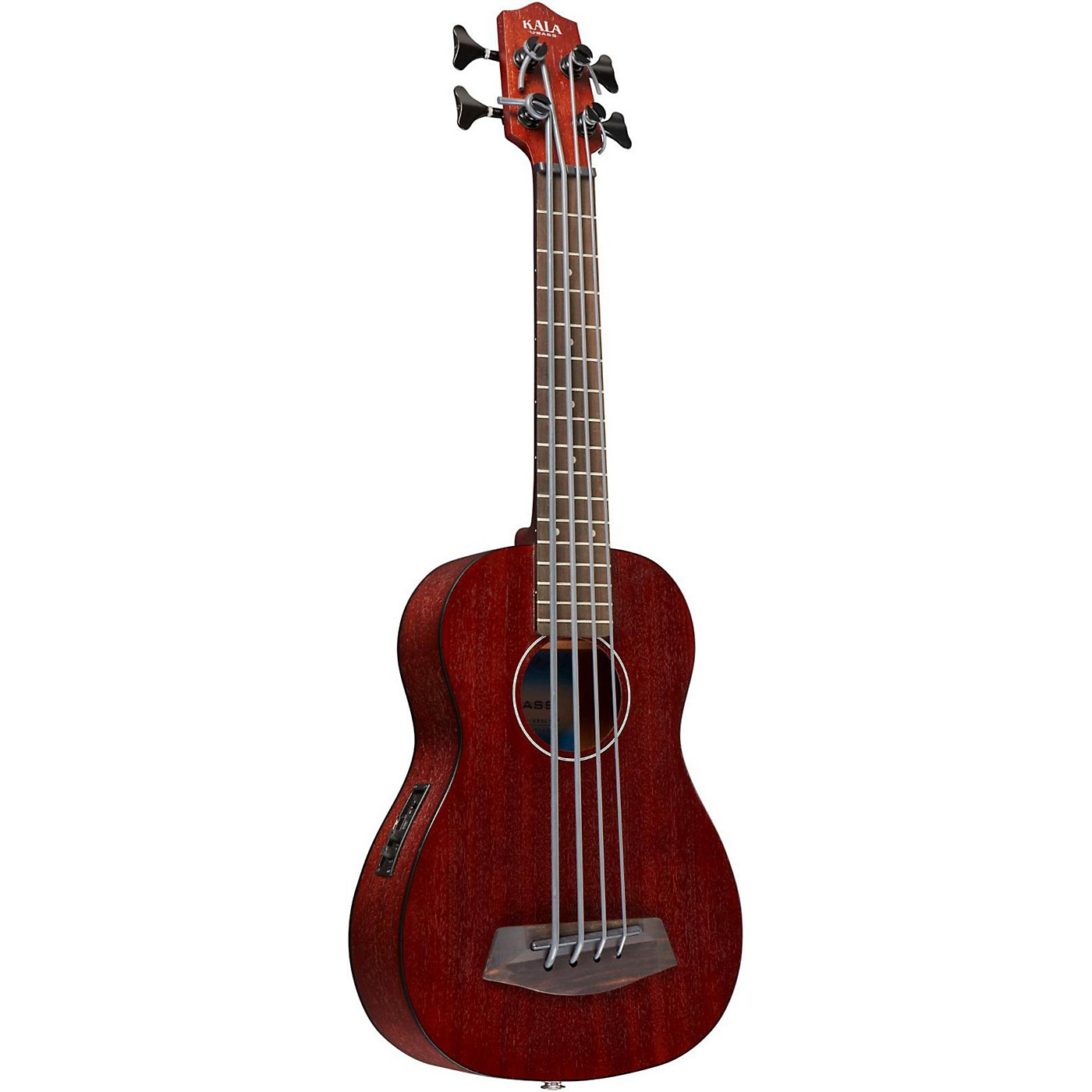 Kala Rumbler Fretted Acoustic-Electric U-Bass thumbnail