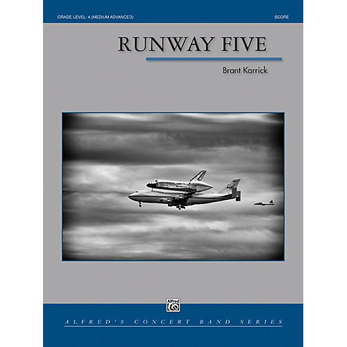 Alfred Runway Five Concert Band Grade 4 Set thumbnail