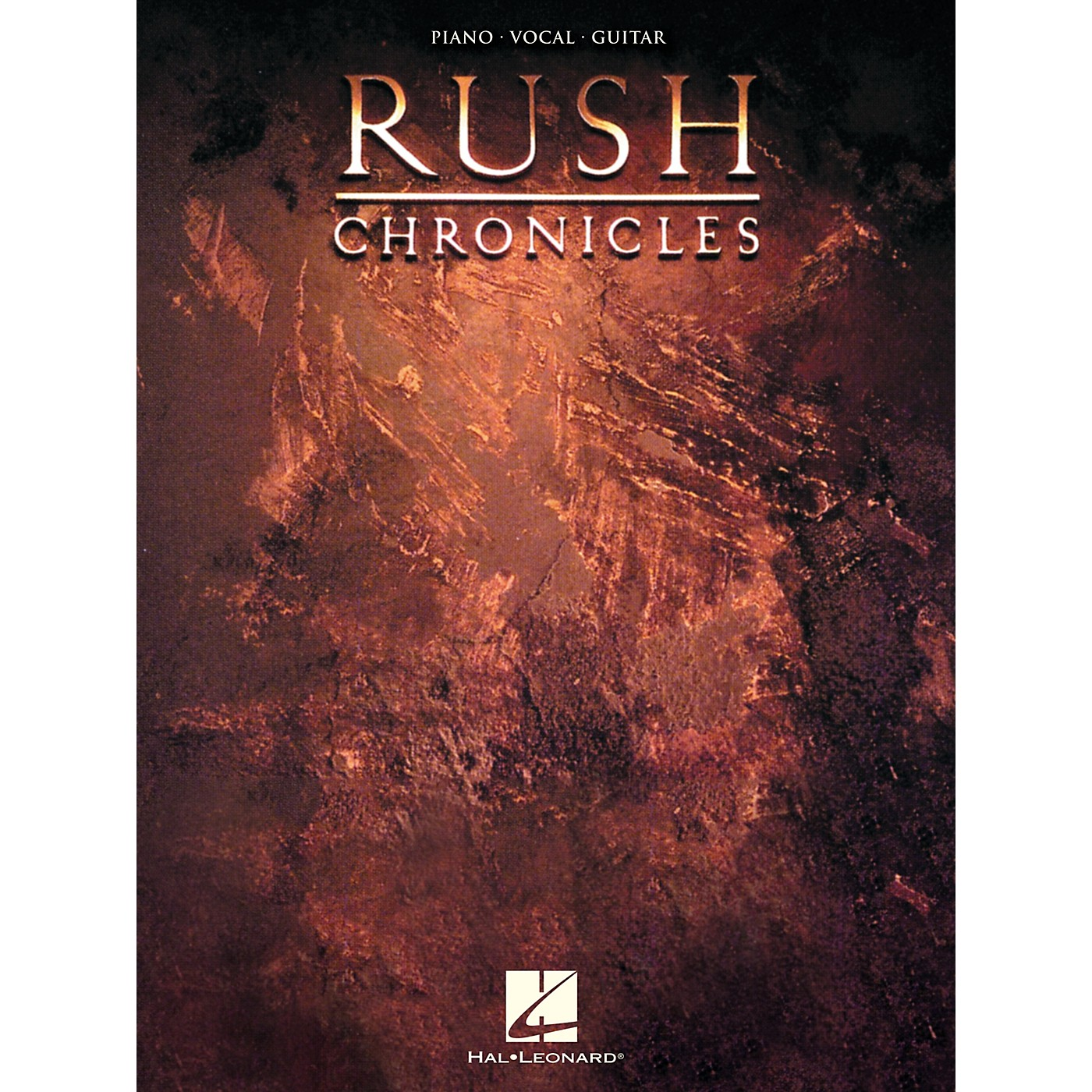 Hal Leonard Rush - Chronicles Piano/Vocal/Guitar Songbook thumbnail