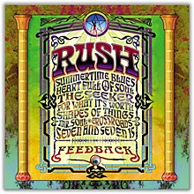Rush - Feedback (200Gm Audiophile Vinyl)