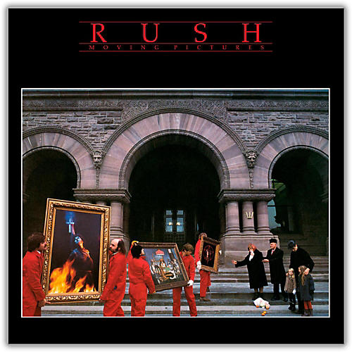 Universal Music Group Rush - Moving Pictures Vinyl LP thumbnail