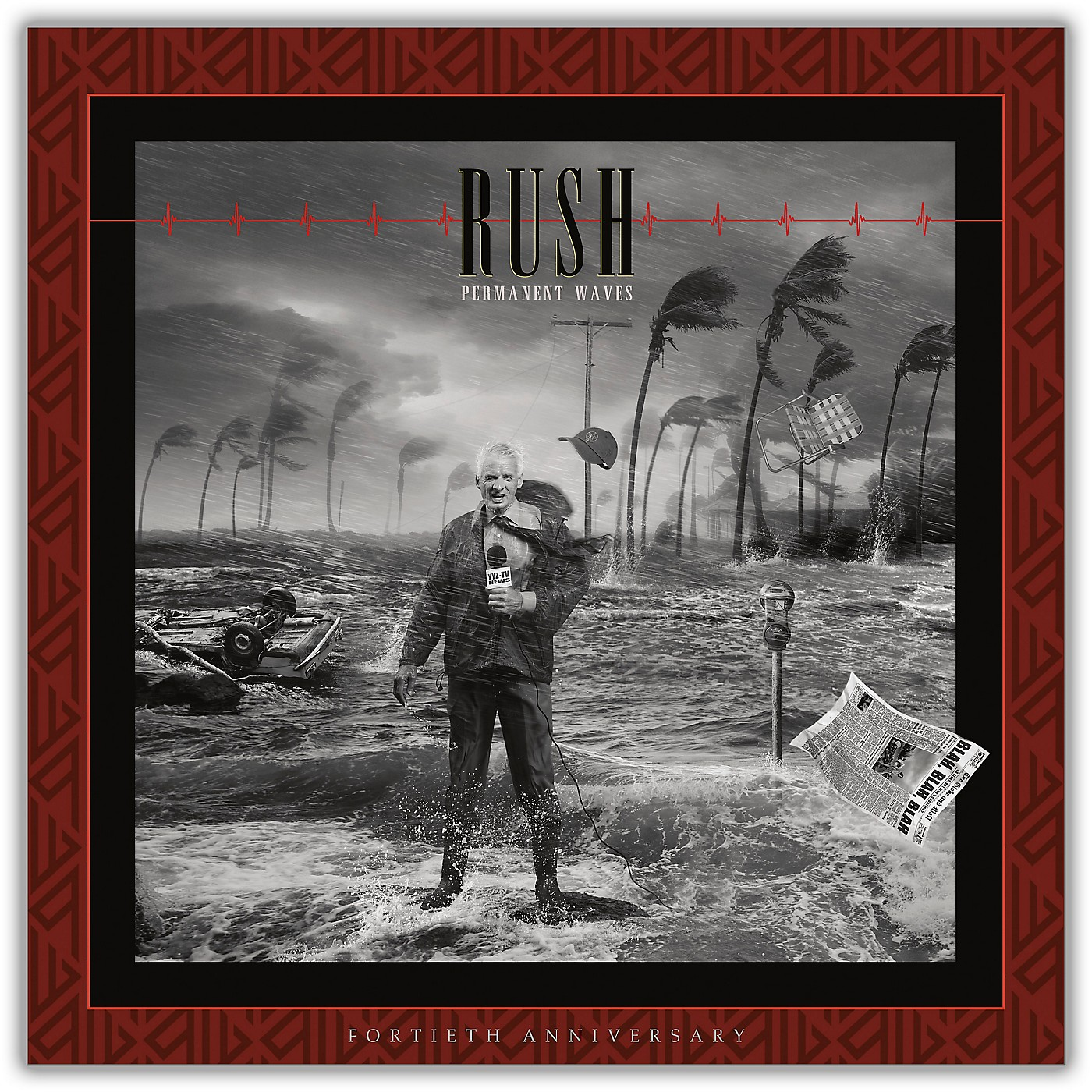 Universal Music Group Rush - Permanent Waves (40th Anniversary) [3 LP] thumbnail