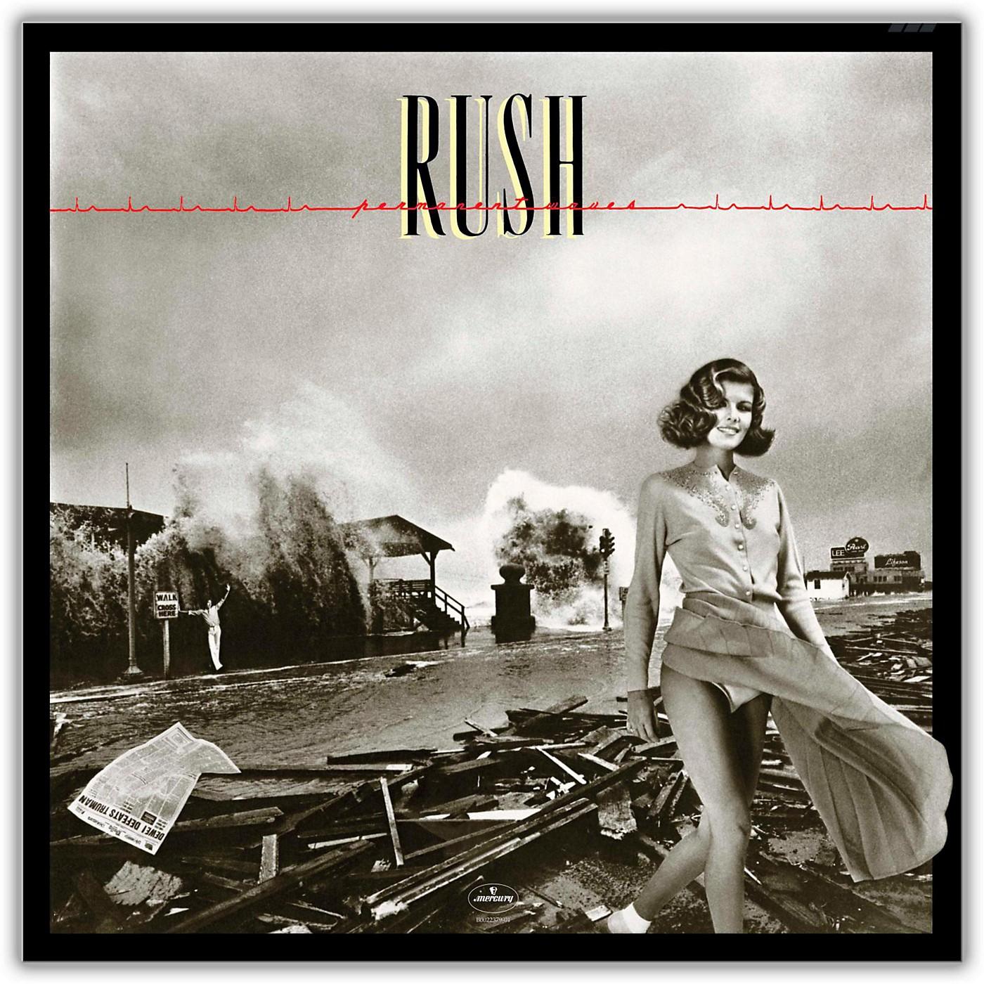 Universal Music Group Rush - Permanent Waves Vinyl LP thumbnail