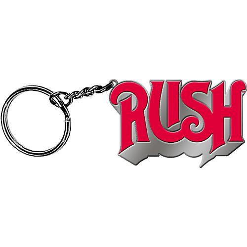 C&D Visionary Rush Logo Metal Keychain thumbnail