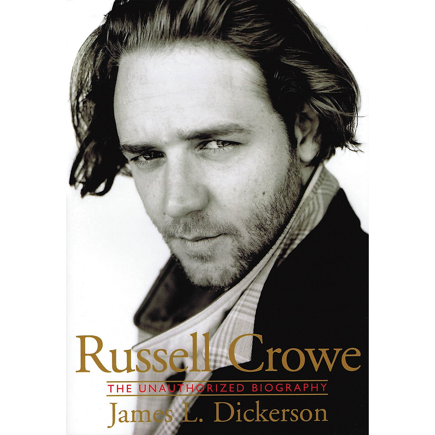 Schirmer Trade Russell Crowe (The Unauthorized Biography) Omnibus Press Series Softcover thumbnail