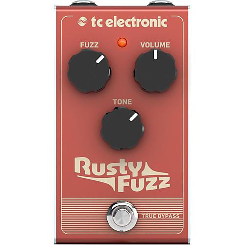 TC Electronic Rusty Fuzz Effect Pedal thumbnail