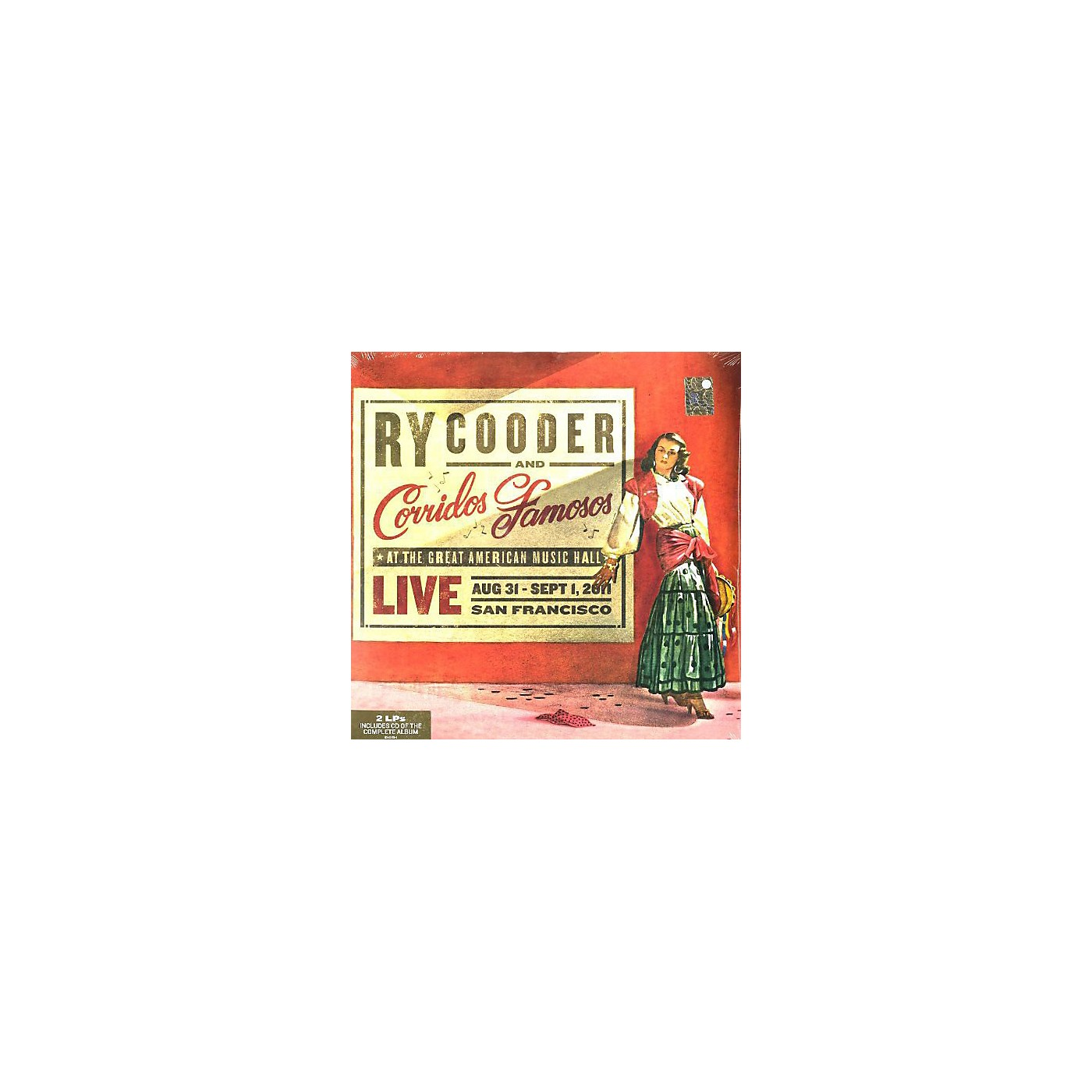 Alliance Ry Cooder - Live In San Francisco thumbnail