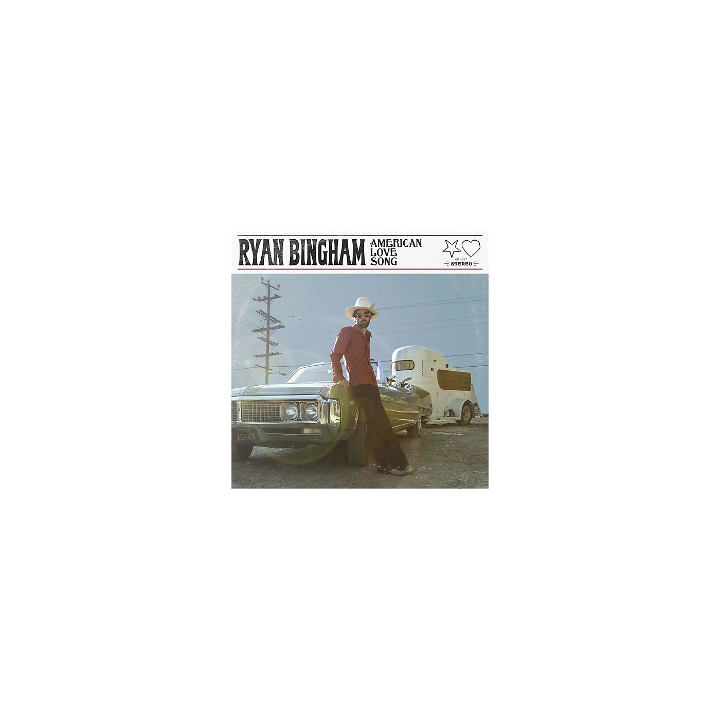 Alliance Ryan Bingham - American Love Song (CD) thumbnail