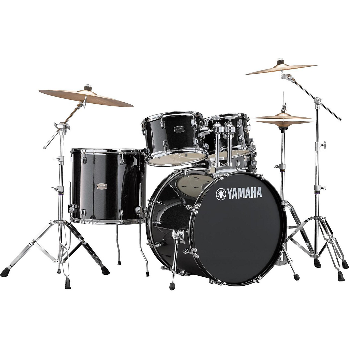 Yamaha Rydeen 5-Piece Shell Pack with 22 in. Bass Drum thumbnail