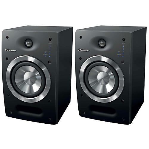 Pioneer S-DJ05 Active Reference Speakers (Pair)-thumbnail