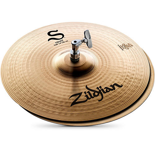 Zildjian S Family Hi-Hat Pair thumbnail