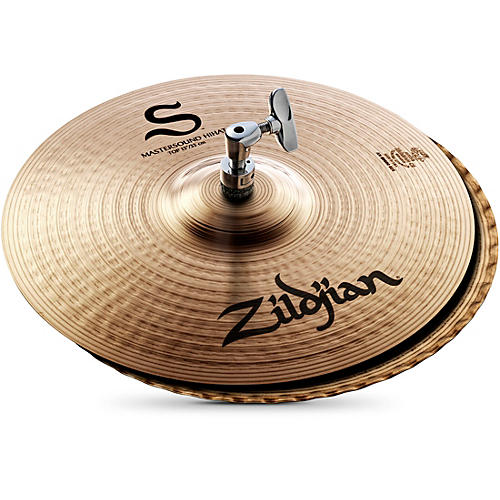 Zildjian S Family Mastersound Hi Hat thumbnail