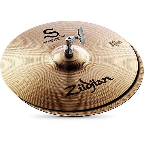 Zildjian S Family Mastersound Hi Hat thumbnail