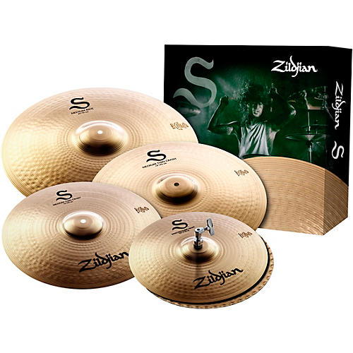 Zildjian S Family Performer Cymbal Set thumbnail