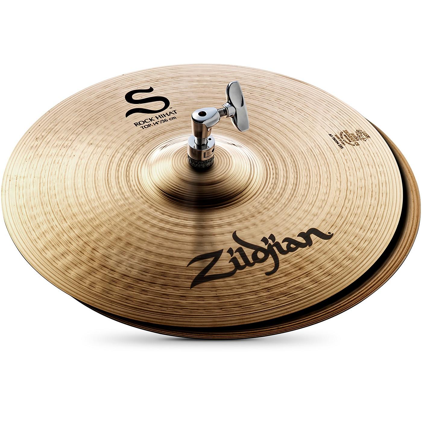 Zildjian S Family Rock Hi-Hats thumbnail