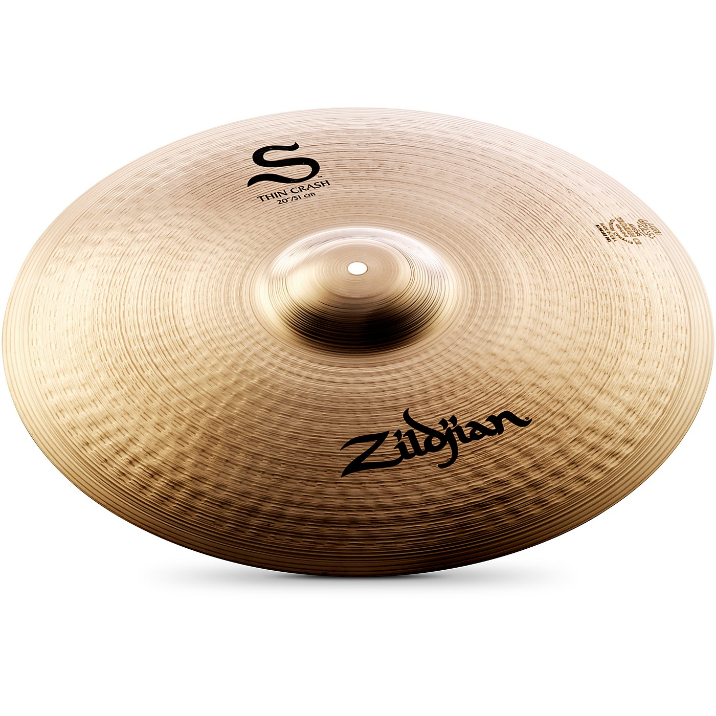 Zildjian S Family Thin Crash thumbnail