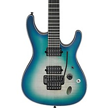 Ibanez S Iron Label SIX6DFM Electric Guitar