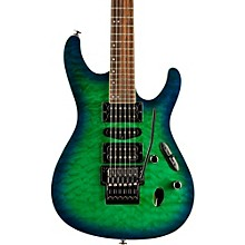 Ibanez S Prestige S6570Q 6 string Electric Guitar