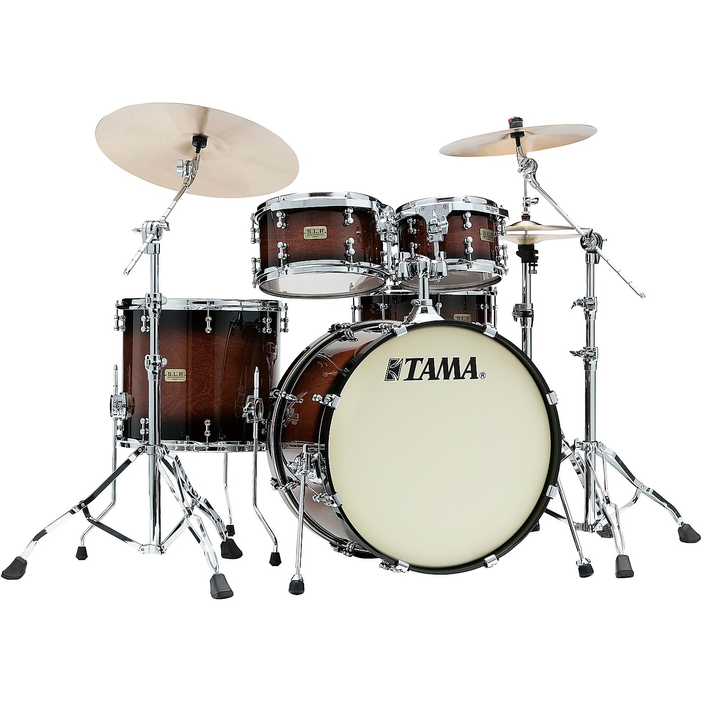 TAMA S.L.P. Dynamic Kapur 4-piece Shell Pack thumbnail