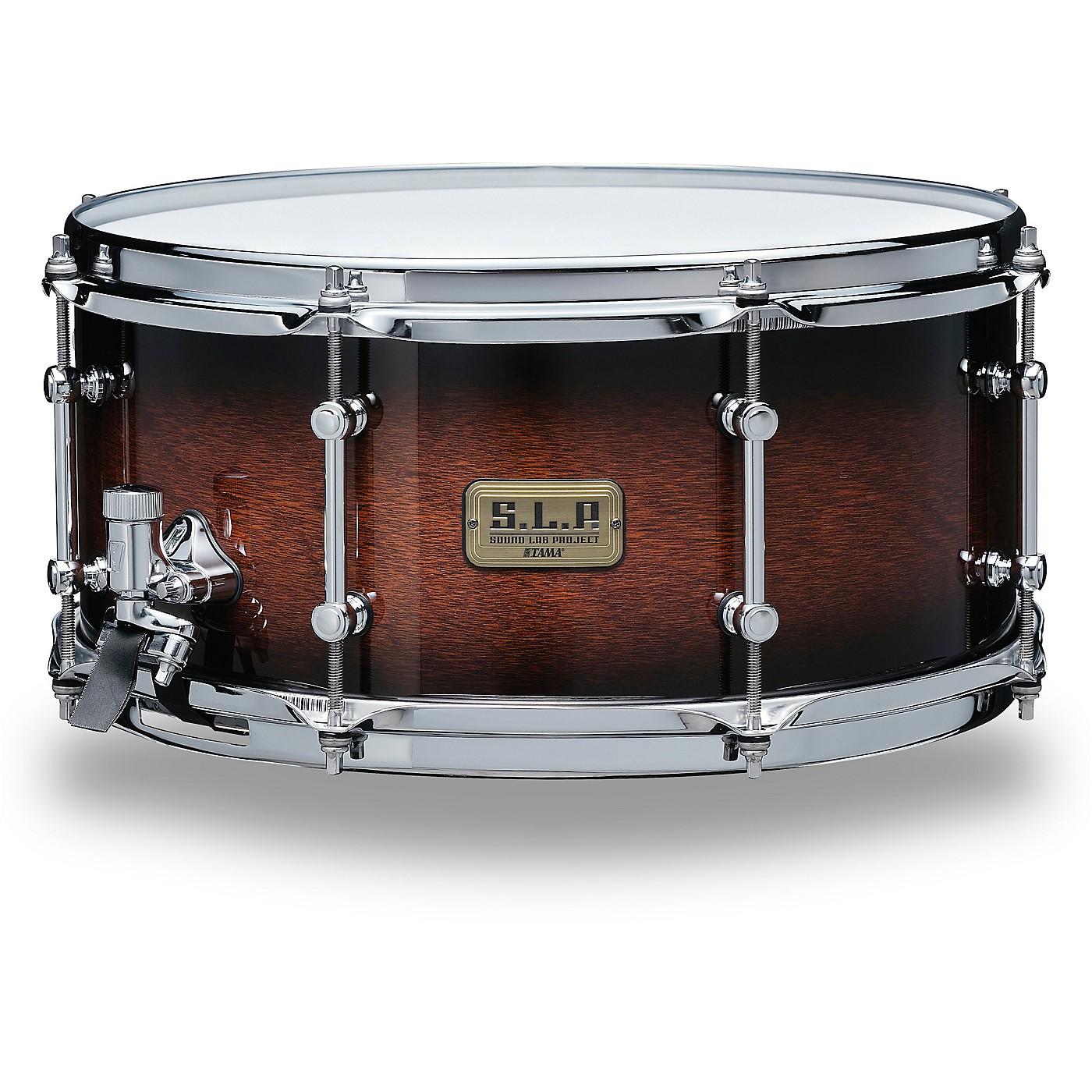 TAMA S.L.P. Dynamic Kapur Snare Drum thumbnail