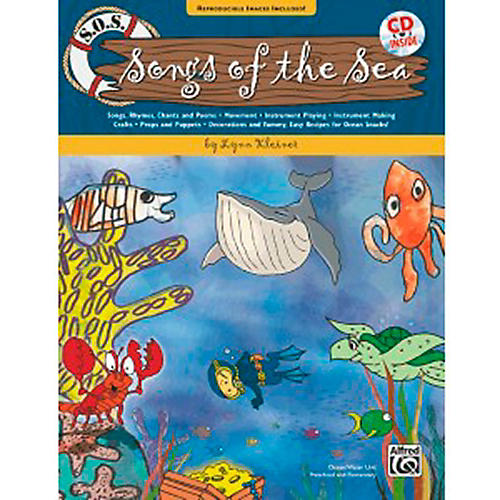 Alfred S.O.S. Songs of the Sea CD thumbnail
