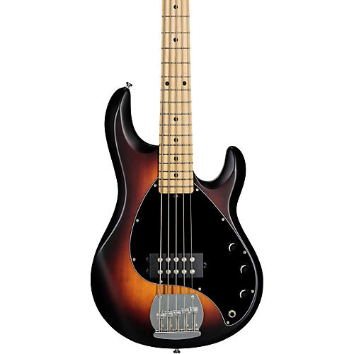 sterling by music man s u b stingray5 maple fingerboard 5 string electric bass woodwind. Black Bedroom Furniture Sets. Home Design Ideas