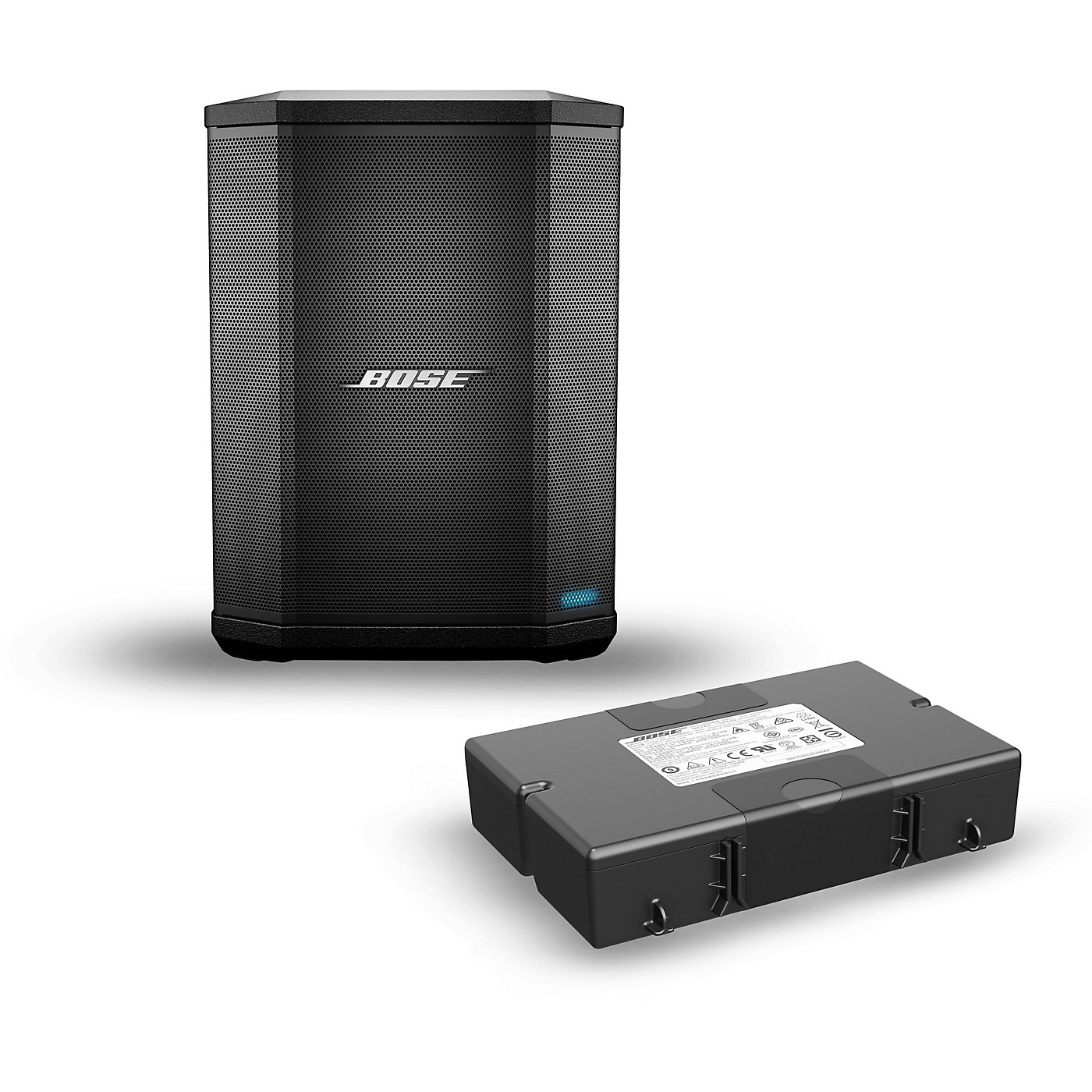 Bose S1 Pro Multi-Position PA System with S1 Battery Pack thumbnail